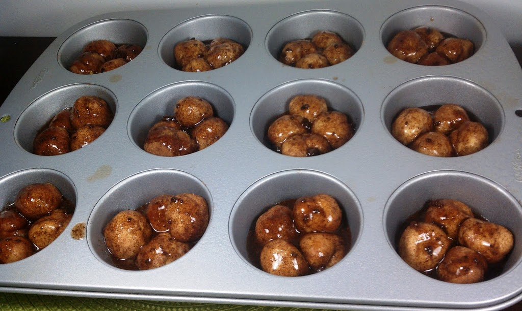 Monkey Bread Muffins Recipes — Dishmaps