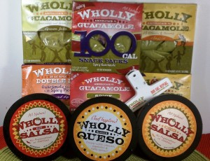 Wholly Guacamole products
