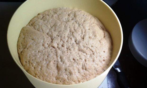 Dough Risen