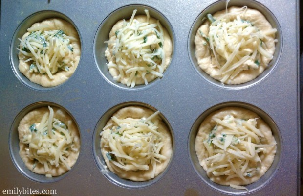 Mini Spinach Dip Bread Bowls Pre-Baked