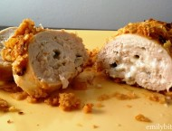 Buffalo Chicken Roulades