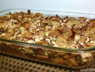 Turkey Apple Pecan Stuffing