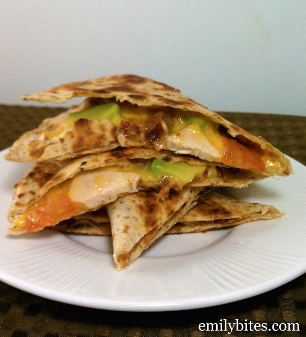 California Club Quesadilla