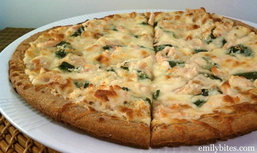 Grilled Chicken, Broccoli And Pepper Pizza Recipes — Dishmaps