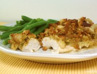 Cheesy Chicken and Stuffing