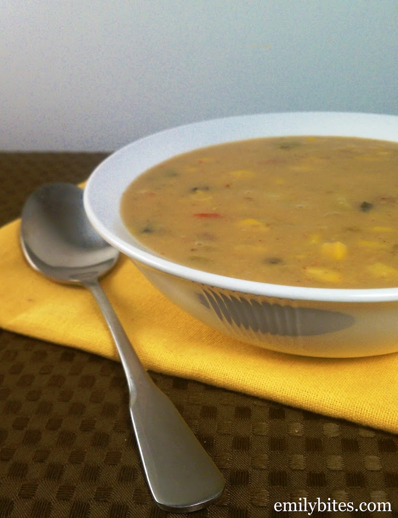 Poblano Corn Chowder Recipe Whole Foods