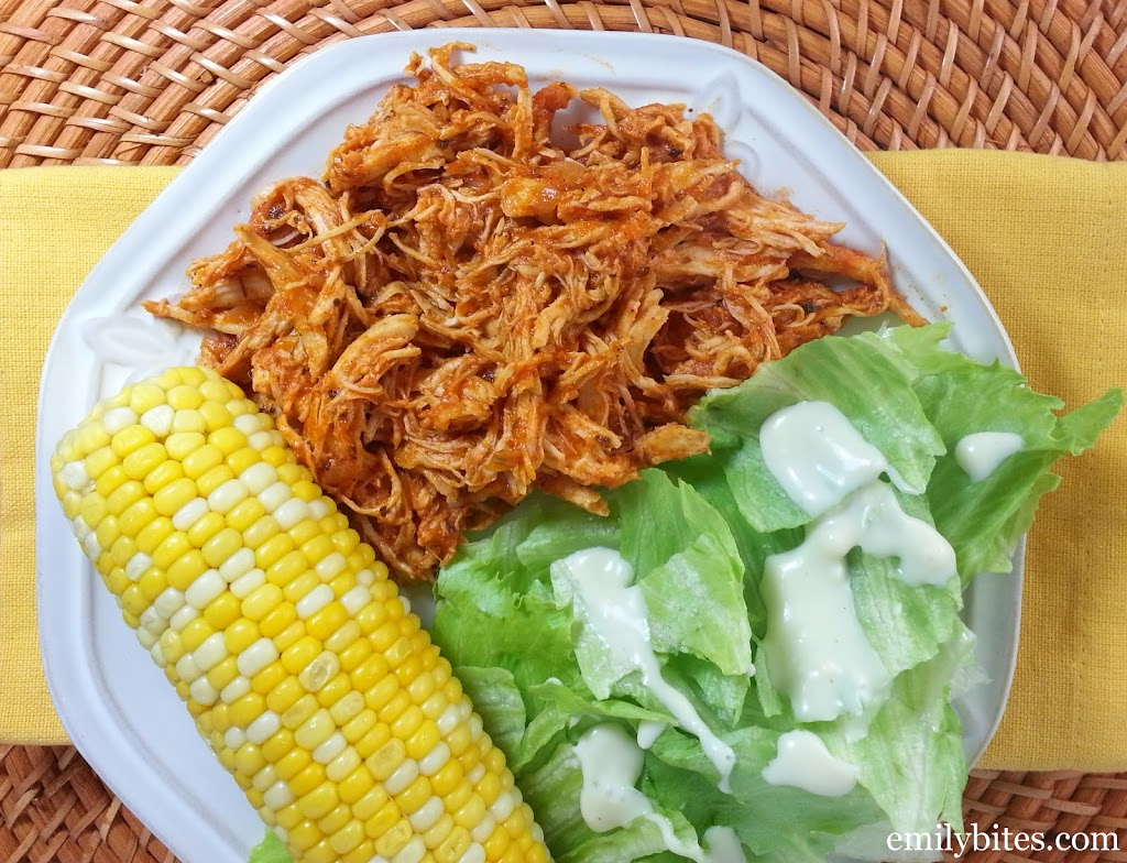 Shredded mexican chicken emily bites forumfinder Choice Image
