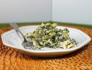 Skinny Spinach and Artichoke Chicken