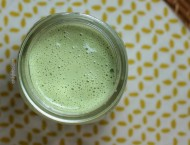 PB Banana Green Smoothie