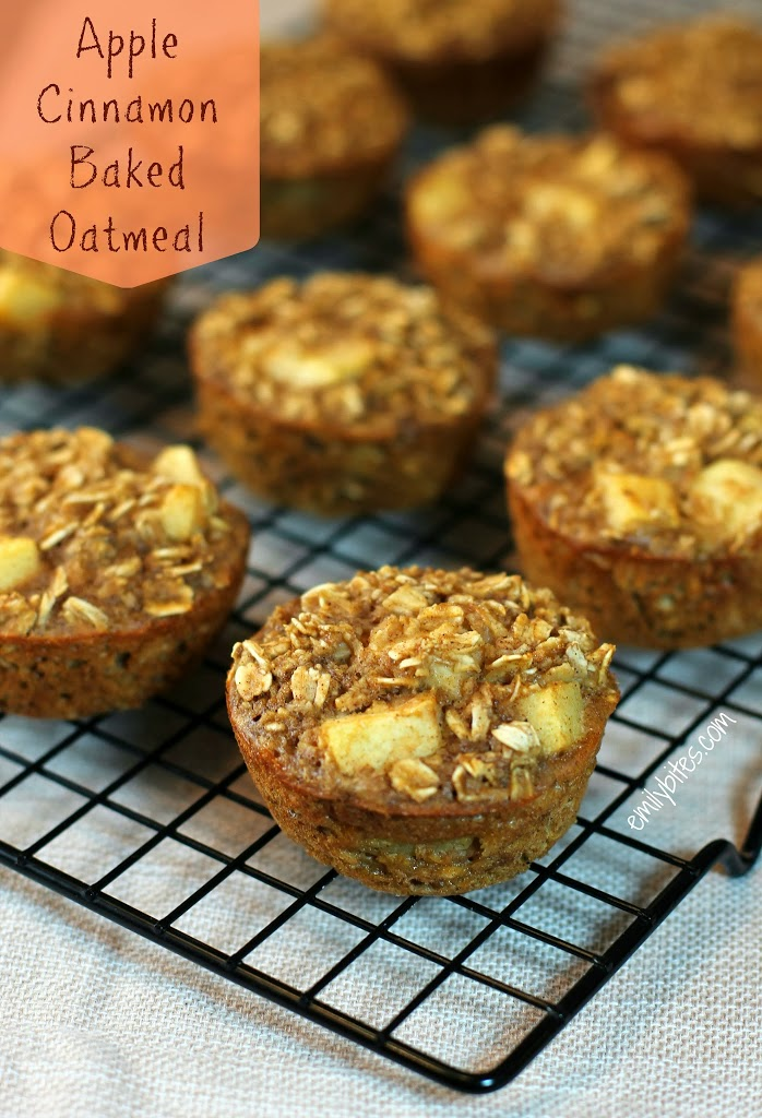 ... baked oatmeal singles pumpkin cranberry apple baked oatmeal or