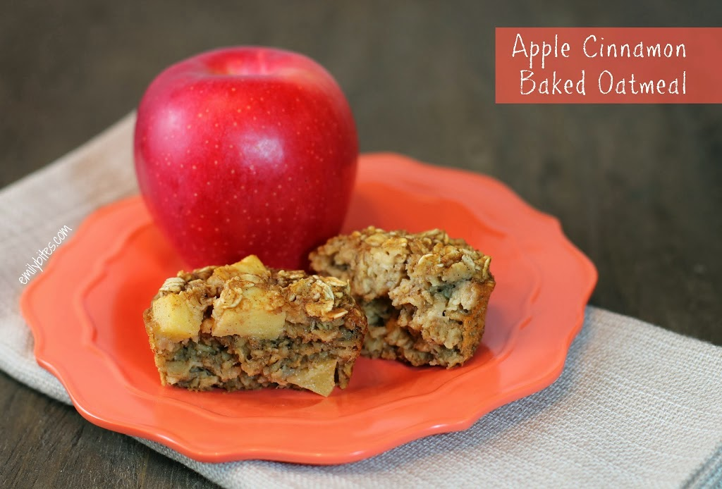 Apple Cinnamon Baked Oatmeal Recipes — Dishmaps