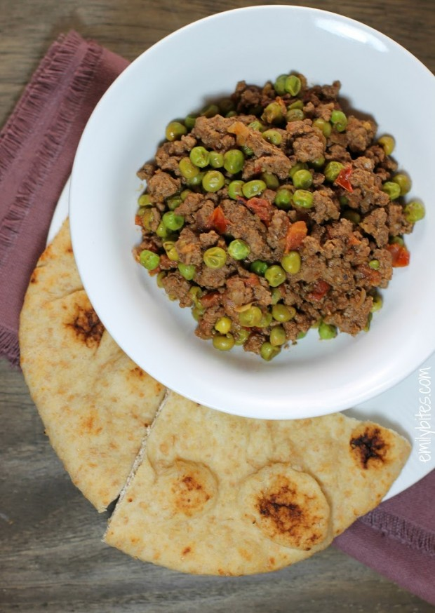Keema (Indian Spiced Beef)