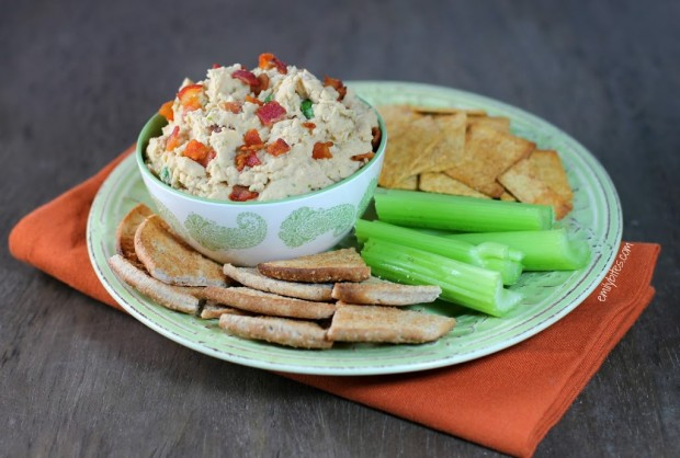 White Bean and Bacon Dip