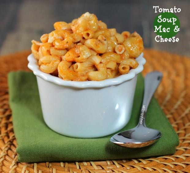Tomato Soup Mac & Cheese