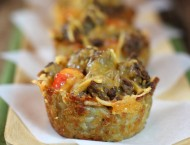 Cheeseburger Hash Brown Cups