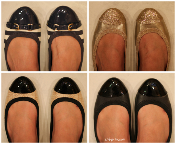 Payless Claire Flats