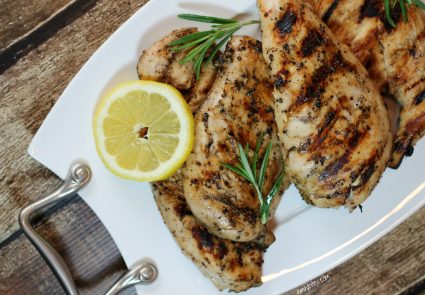 Lemon Pepper Iced Tea Chicken