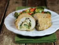 Pesto Chicken Roulades