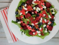 Farmer's Market Berry Salad