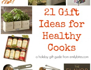 21 Gift Ideas for Healthy Cooks