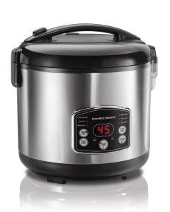 21 Gift Ideas for Healthy Cooks: Hamilton Beach Rice Cooker