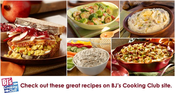 BJ's Cooking Club