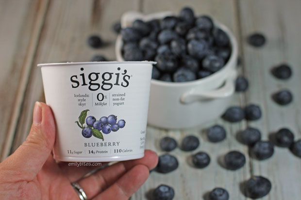 siggi's Blueberry Yogurt