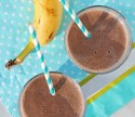 Banana Chocolate Almond Smoothie