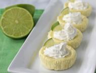 Key Lime Cheesecake Cups