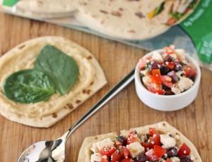 Greek Snack Flats