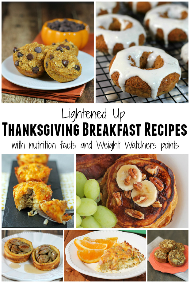 Lightened Up Thanksgiving Recipes Roundup Emily Bites