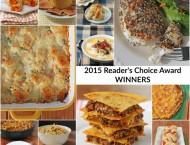 2015 Emily Bites Reader's Choice Award Winners