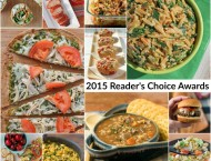 2015 Emily Bites Reader's Choice Awards