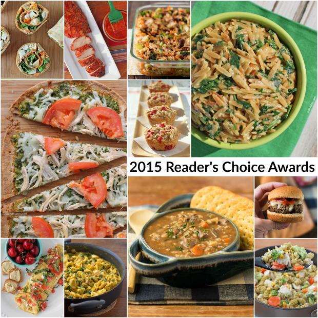 2015 Emily Bites Reader's Choice Awards