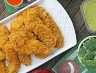 Cheddar Ranch Chicken Tenders