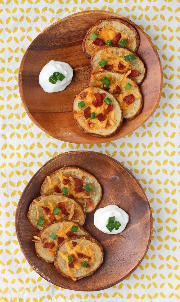 Loaded Potato Rounds
