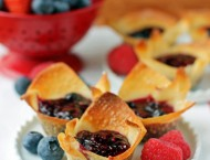 Mixed Berry Mini Tarts