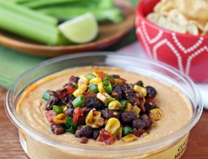 Fiesta Hummus