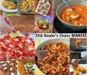 The Best Recipes of 2016: Emily Bites Reader's Choice Award Winners!