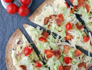 BLT Flatbreads
