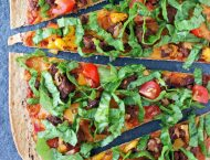 Taco Flatbreads