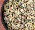 Sausage Ricotta Pasta