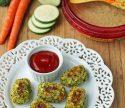 Hummus Veggie Tots