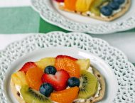 Fruit Pizza Flats