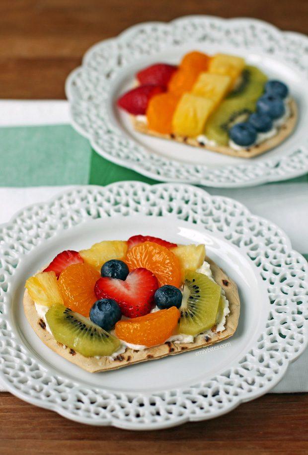 Fruit Pizza Flats