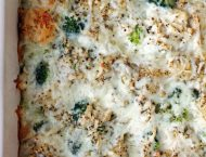 Bubble Up Chicken Alfredo Bake