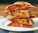 Pepperoni and Sausage Pizzadillas