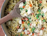 Chicken Pot Pasta