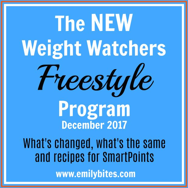 New Weight Watchers Freestyle Program Emily Bites