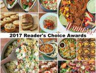 2017 Reader's Choice Winners